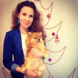 Фотография Поэтесса: Полина Голикова